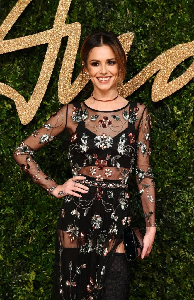 Cheryl Fernandez-Versini - British Fashion Awards 2015 in London