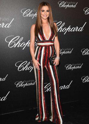 Cheryl Fernandez-Versini - Chopard Trophy Ceremony at 2016 Cannes Film Festival