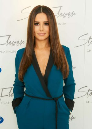 Cheryl Fernandez-Versini - Launch Of Her New Fragrance With Boots in London