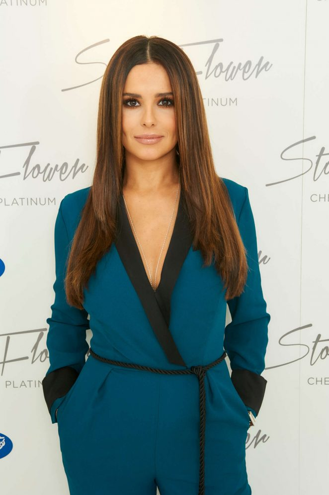 Cheryl Fernandez-Versini – Launch Of Her New Fragrance With Boots in London