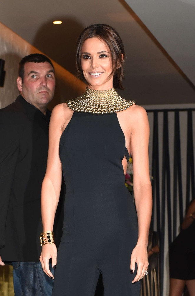 Cheryl Fernandez-Versini – Perfume Launch in London