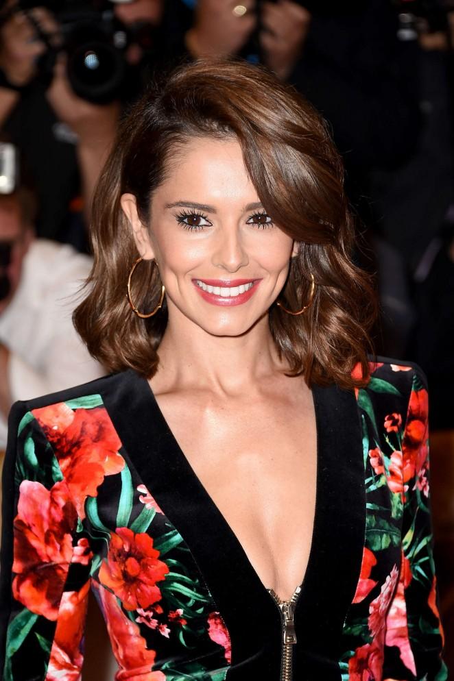 Cheryl Fernandez-Versini – The X Factor Press Launch in London