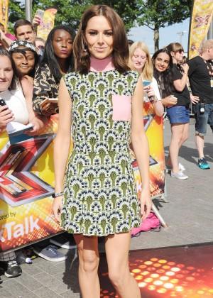 Cheryl Fernandez-Versini - 'X Factor' Auditions in London