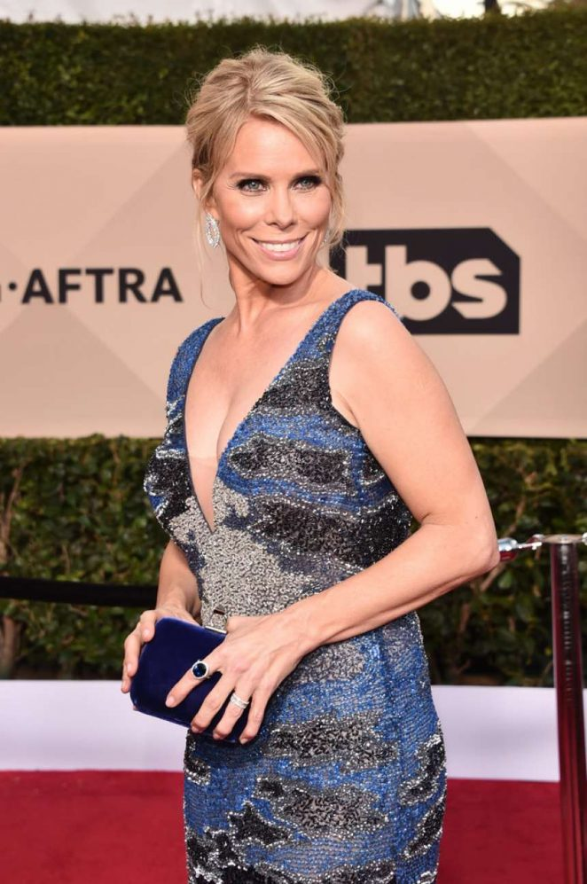 Cheryl Hines - 2018 Screen Actors Guild Awards in Los Angeles