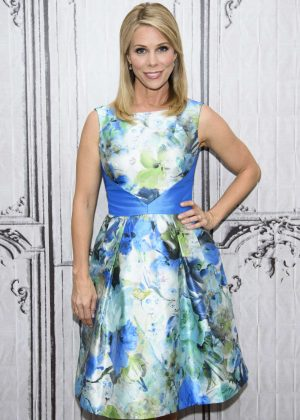 Cheryl Hines - AOL Build Speaker Series in New York City