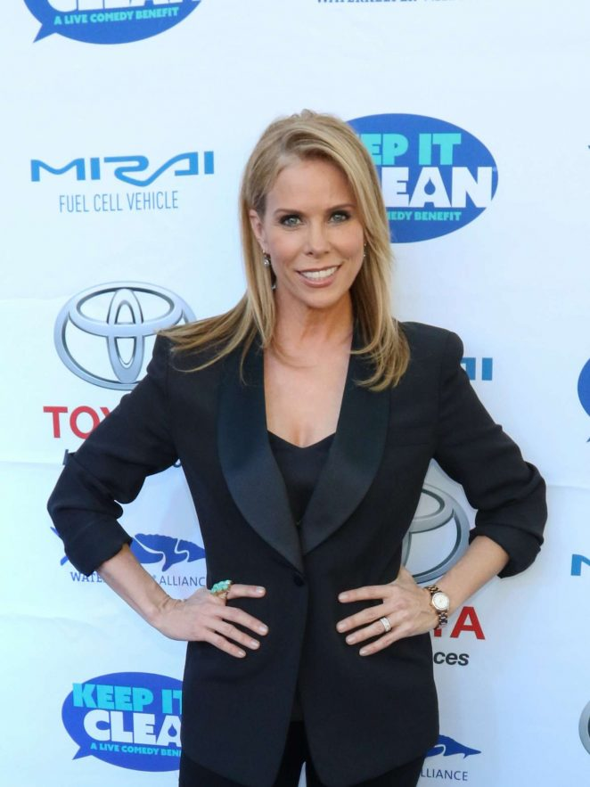 Cheryl Hines - Keep It Clean Event in Los Angeles
