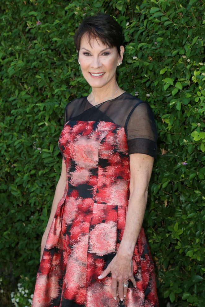 Cheryl Saban - The Rape Foundation's Annual Brunch in Beverly Hills