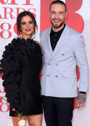 Cheryl Tweedy and Liam Payne - 2018 Brit Awards in London