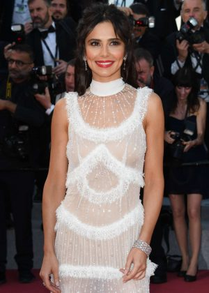 Cheryl Tweedy - 'Ash Is Purest White' Premiere at 2018 Cannes Film Festival