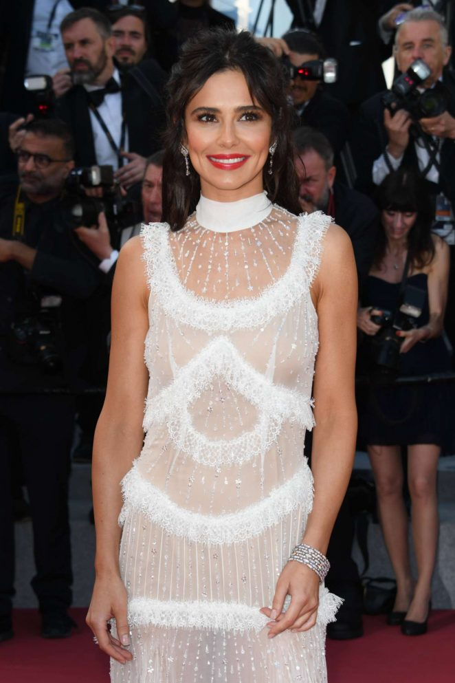 Cheryl Tweedy - 'Ash Is Purest White' Premiere at 2018 Cannes Film Festival