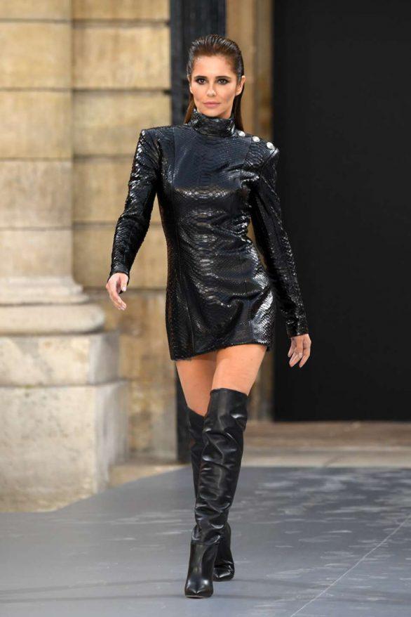 Cheryl Tweedy - 'Le Defile L'Oreal Paris' Show at Paris Fashion Week