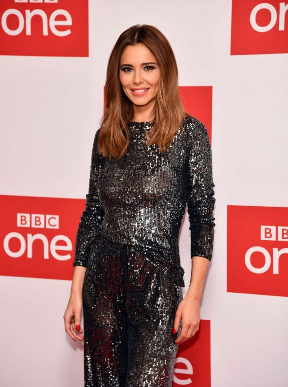 Cheryl Tweedy - The Greatest Dancer TV Show Series 2 Launch in London