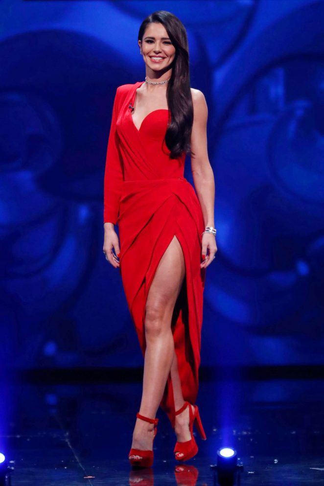 Cheryl Tweedy - 'We Are Most Amused And Amazed' TV Show in London