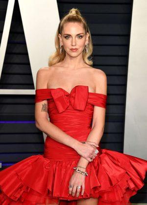 Chiara Ferragni - 2019 Vanity Fair Oscar Party in Beverly Hills