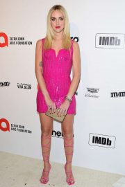 Chiara Ferragni - 2020 Elton John AIDS Foundation Oscar Viewing Party in LA