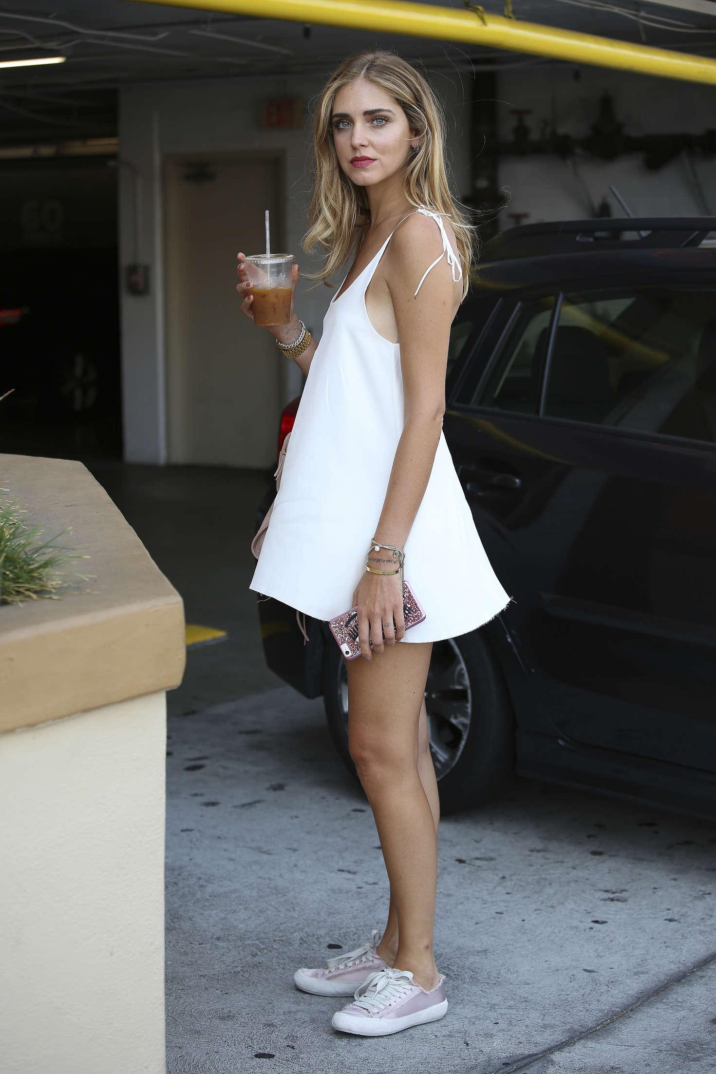 Chiara Ferragni Tennis Shoes