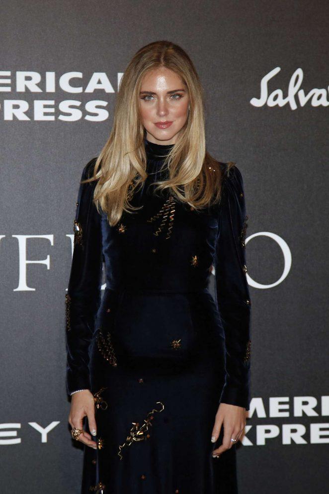 Chiara Ferragni - 'Inferno' Premiere in Florence