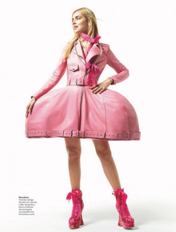 Chiara Ferragni - Instyle Magazine (Spain - October 2020)