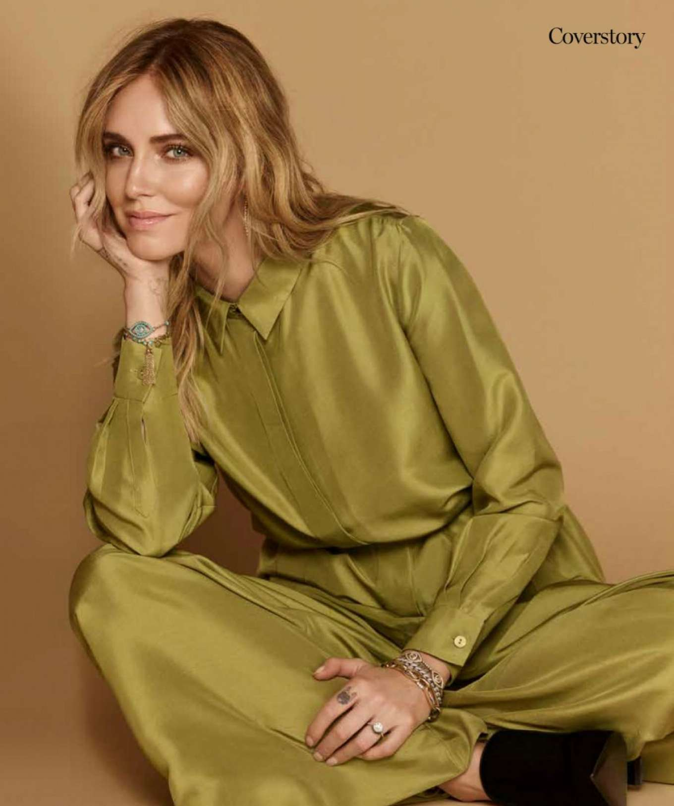 Chiara Ferragni 2019 : Chiara Ferragni – Marie Claire Magazine Netherlands – September 2019-01