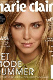 Chiara Ferragni - Marie Claire Magazine Netherlands - September 2019