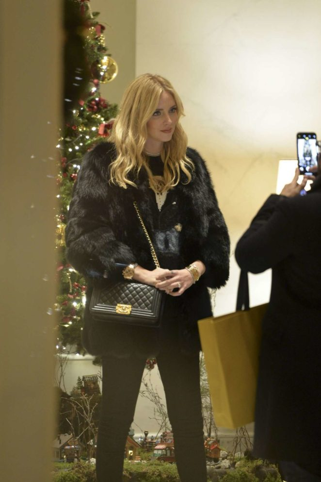 Chiara Ferragni - Out and about in Rome