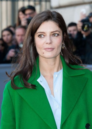 Chiara Mastroianni - Christian Dior Show in Paris