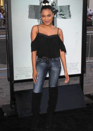 China Anne Mcclain - 'Lights Out' Premiere in Los Angeles