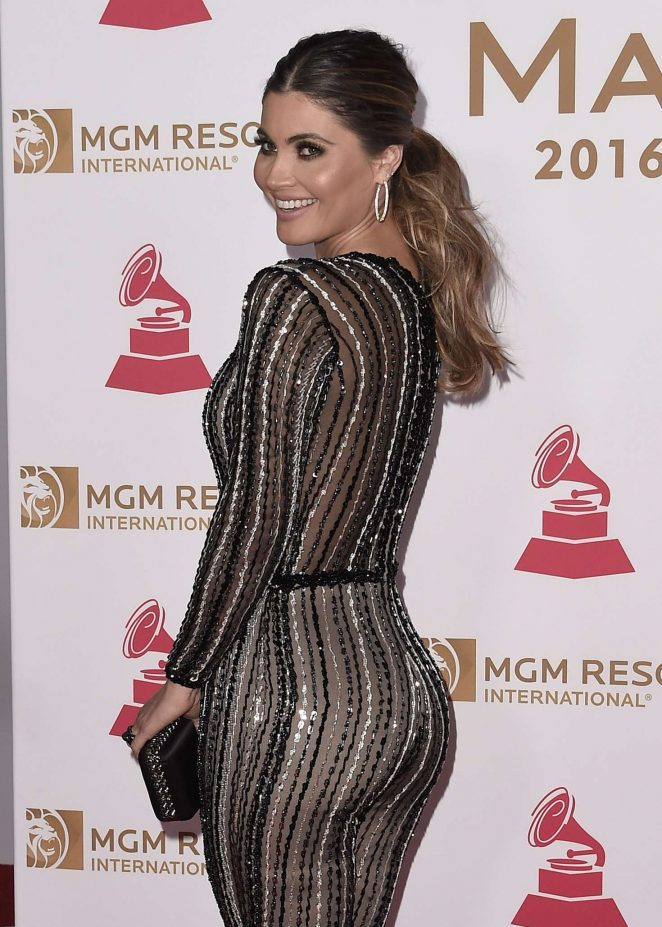 Chiqui Delgado - 2016 Latin Recording Academy Person of the Year in Las Vegas