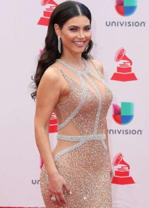 Chiquinquira Delgado - 2017 Latin Grammy Awards in Las Vegas