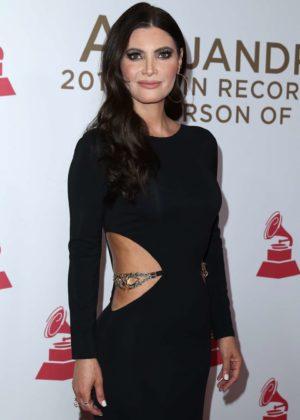 Chiquinquira Delgado - 2017 Person of the Year Gala honoring Alejandro Sanz in Las Vegas