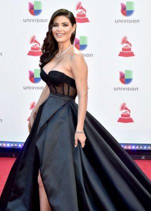 Chiquinquira Delgado - 2018 Latin GRAMMY Awards in Las Vegas