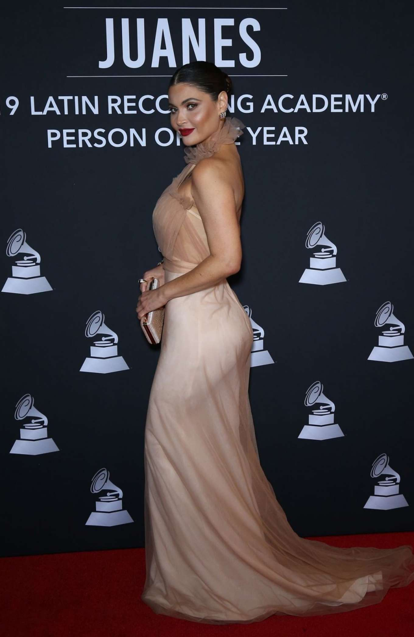 Chiquinquira Delgado at the 2019 Latin Recording Academy Person of The Year Gala in Las Vegas
