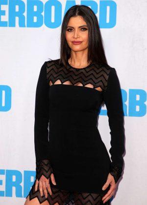 Chiquinquira Delgado - 'Overboard' Premiere in Los Angeles