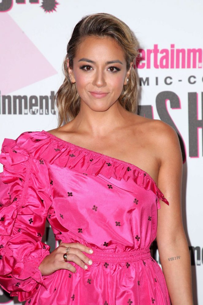 Chloe Bennet - 2018 Entertainment Weekly Comic-Con Party in San Diego