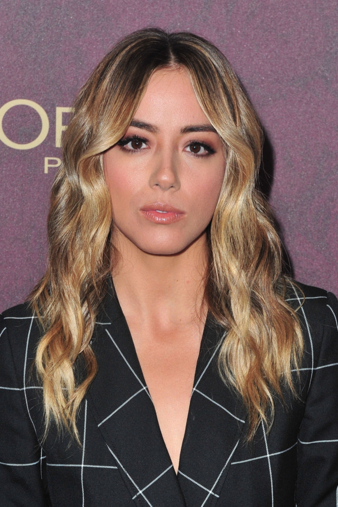 Chloe Bennet – 2018 Entertainment Weekly Pre-Emmy Party in LA
