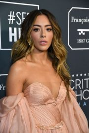 Chloe Bennet - 2020 Critics Choice Awards in Santa Monica