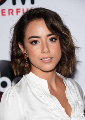 Chloe Bennet - 'Agents of S.H.I.E.L.D.' Premiere in LA