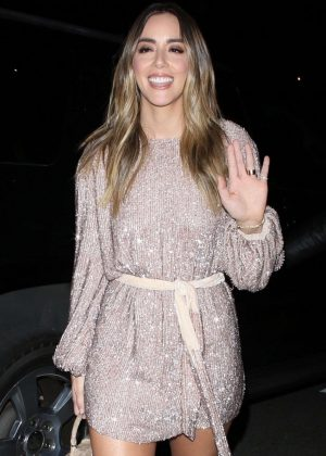 Chloe Bennet - Arrives for the Vanity Fair Party in LA