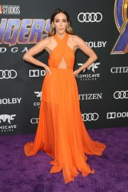 Chloe Bennet - 'Avengers: Endgame' Premiere in Los Angeles