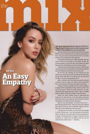Chloe Bennet - Emmy Magazine (July 2020)
