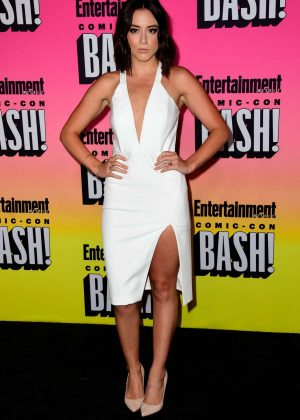 Chloe Bennet - Entertainment Weekly Annual Comic-Con Party 2016 in San Diego