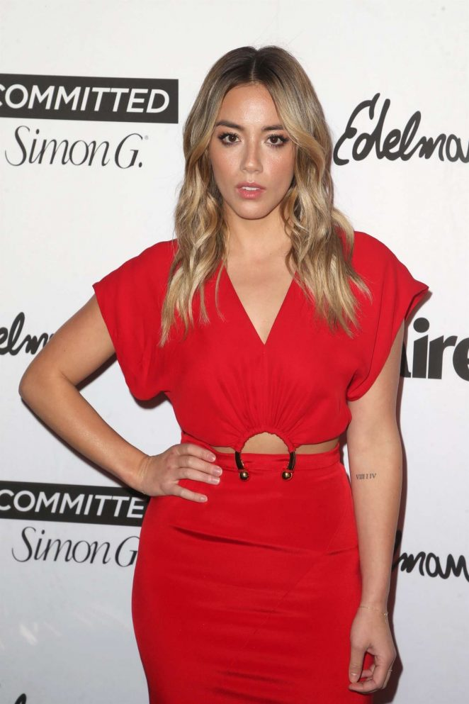 Chloe Bennet - Marie Claire's 5th annual 'Fresh Faces' in Los Angeles
