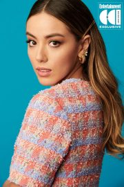Chloe Bennet - Marvel Agents of S.H.I.E.L.D. Comic Con Portraits for Entertainment Weekly (July 2019)