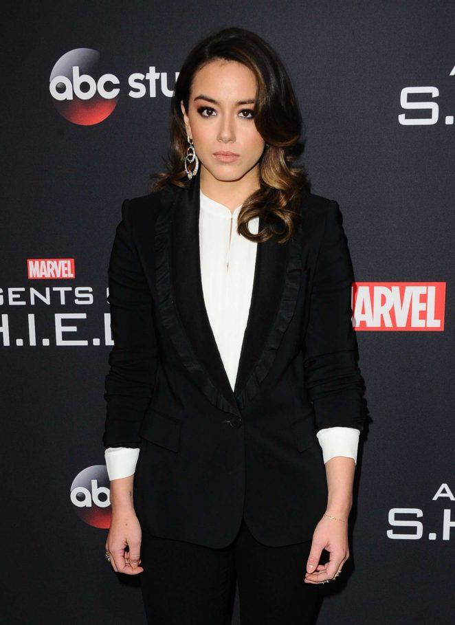 Chloe Bennet - 'Marvel's Agents of S.H.I.E.L.D.' 100th episode celebration in Hollywood