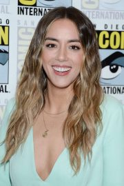 Chloe Bennet - Marvel's 'Agents of S.H.I.E.L.D.' Photocall at Comic Con San Diego 2019