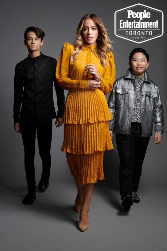 Chloe Bennet - PEOPLE Entertainment Weekly Portraits 2019 TIFF (September 2019)
