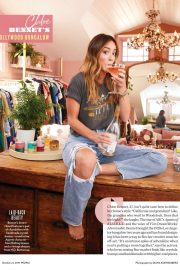 Chloe Bennet - People US Magazine (October 2019)