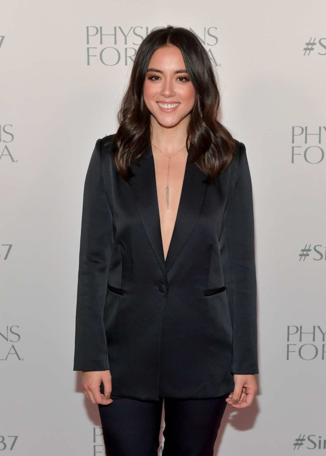 Chloe Bennet - Physicians Formula's 80th Anniversary in LA