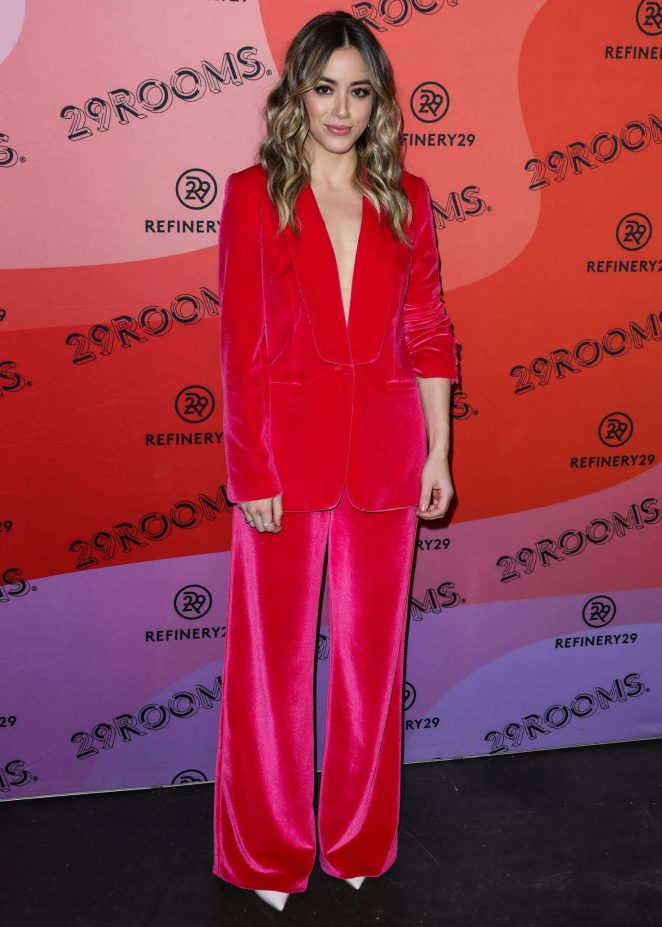 Chloe Bennet: Refinery29s 29Rooms Los Angeles 2018: Expand Your Reality at The Reef -01