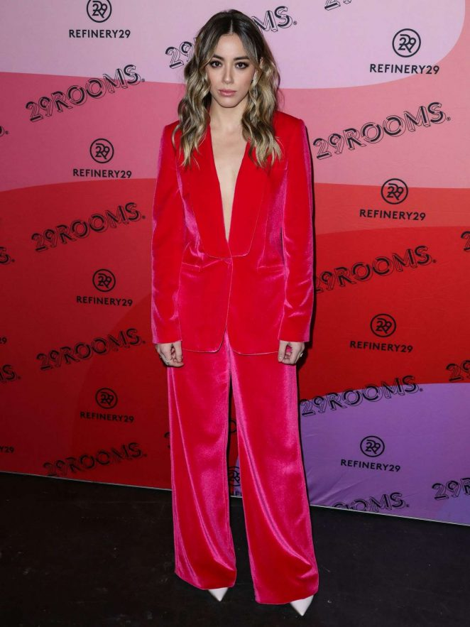 Chloe Bennet: Refinery29s 29Rooms Los Angeles 2018: Expand Your Reality at The Reef -02